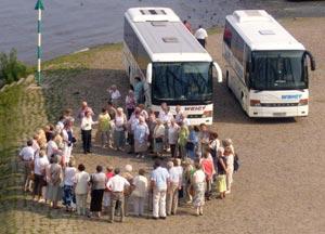 Rätselhafte Touristenkreise