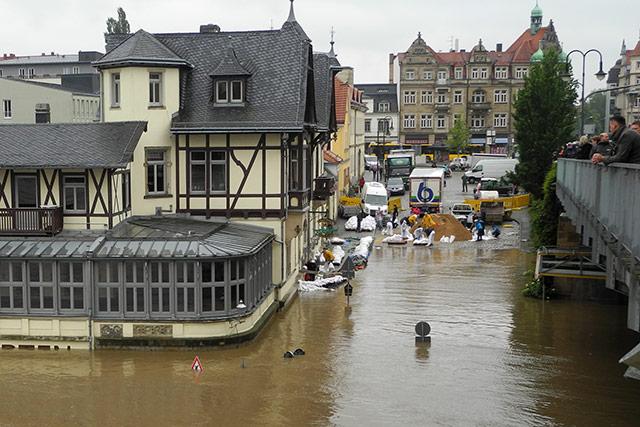 04.06., früh: Zwischen Wachwitz und Blasewitz