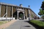 Kurort Dresden: Das berühmte Gradierwerk in Pieschen