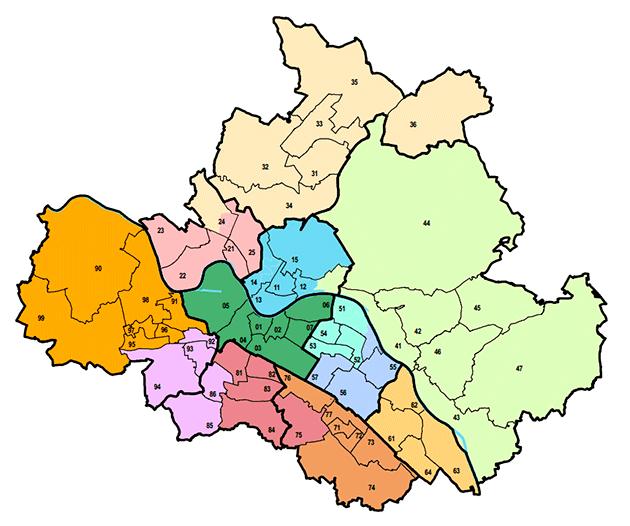 Wahlkreise Dresden