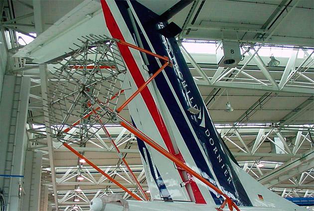 Forschungsflugzeug