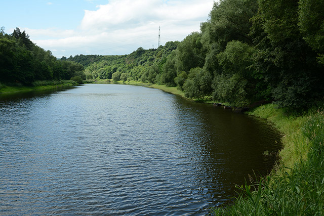 Fluss Eger
