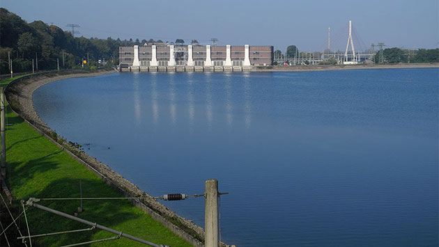 Pumpspeicherwerk Niederwartha, Unterbecken