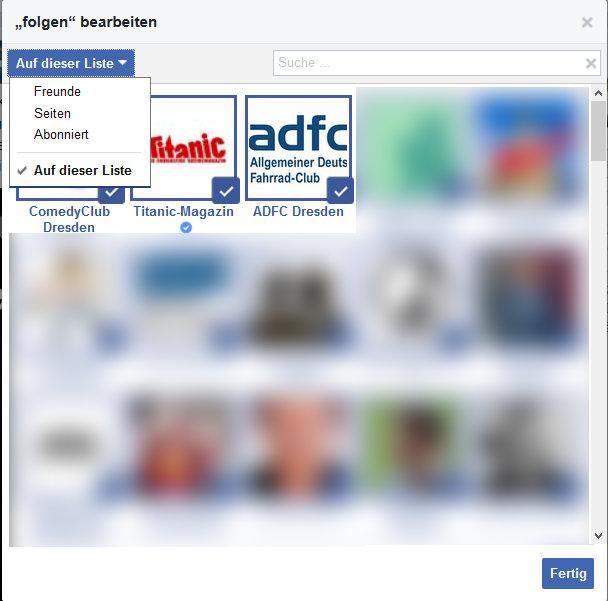 Facebook Algorithmus Umgehen