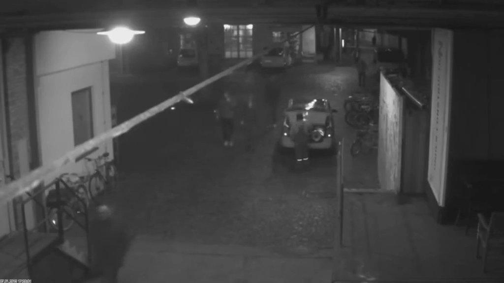 Polizeivideo Bremen Kamera 1 1
